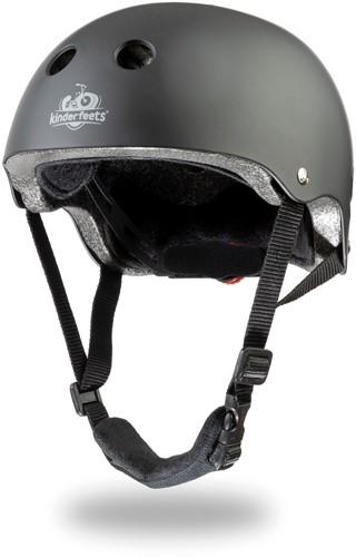Kinderfeets Helm Mat Zwart