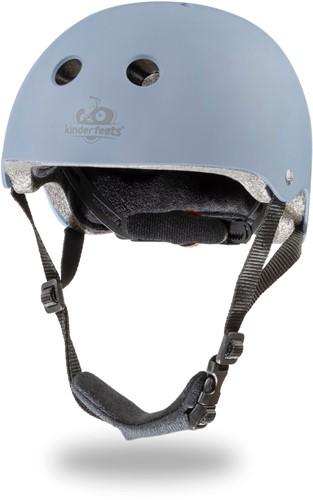 Kinderfeets Helm Mat Leisteen Blauw