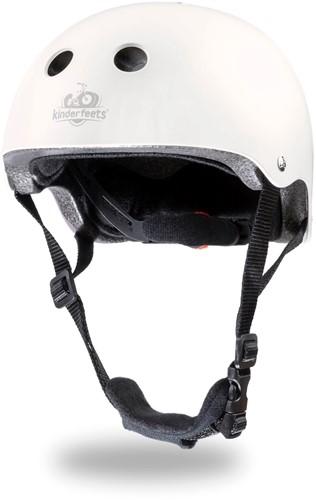 Kinderfeets Helm Mat Wit