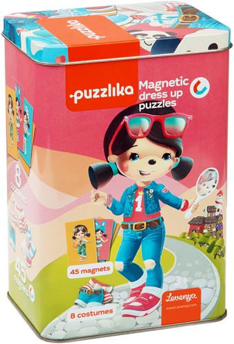 "Puzzlika Magnetic puzzle """"Dolls"""""