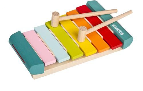 Cubika houten xylofoon