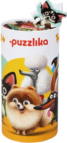 """Puzzlika puzzle 5 in 1 """"""""Dogs"""""""""""
