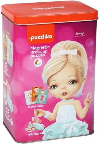 "Puzzlika Magnetic puzzle """"Dolls 1"""""