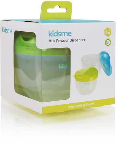 KidsMe Milk Powder Dispenser-Lime