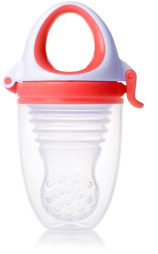 KidsMe Food Feeder Plus Single Pack - Passion                    Blister card