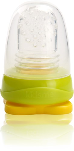 KidsMe Food Pouch Adaptor(4M) -Lime