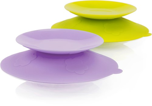 KidsMe Stay-In-Place (2 PCS) (Lime &Lavender )