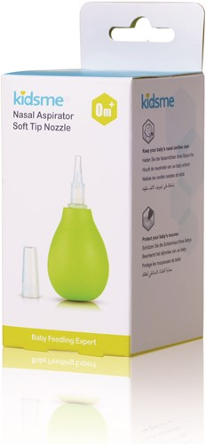KidsMe Nasal Aspirator Soft Tip Nozzle