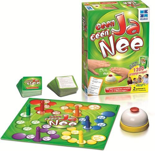 Megableu spel Geen Ja Geen Nee