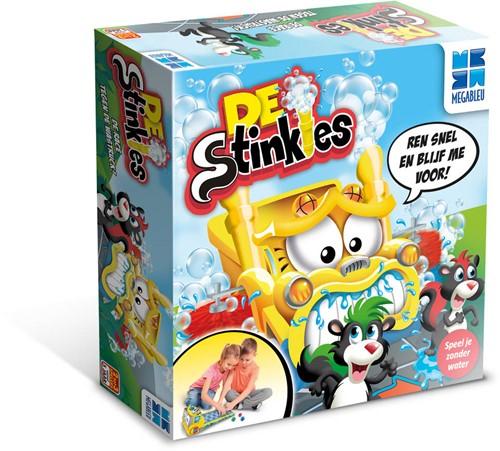 Megableu spel De Stinkies