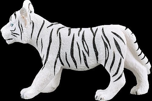 Mojo Wildlife - Witte Tijger Welp Staand 387014