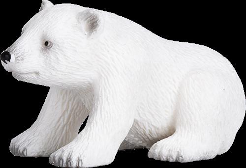 Mojo Wildlife - IJsbeer Welp Zittend 387021