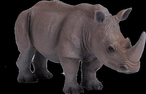 Mojo Wildlife - Witte Neushoorn 387103