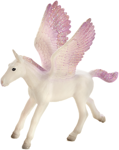 Mojo Fantasy - Pegasus Baby Lila 387289
