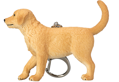 Mojo Farm & Pets Sleutelhanger - Labrador Puppy 387458