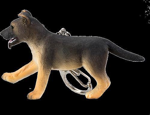Mojo Farm & Pets Sleutelhanger - Duitse Herder Puppy 387461