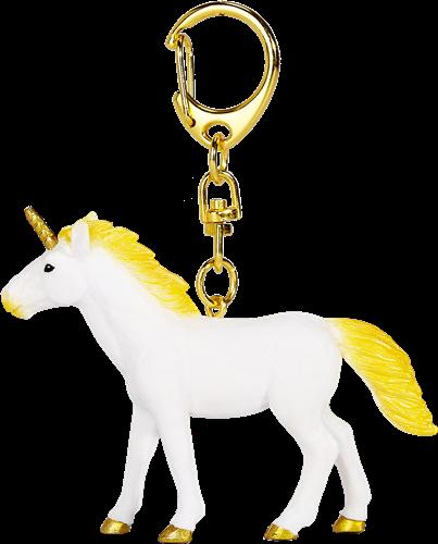 Mojo Fantasy Sleutelhanger - Eenhoorn Staand Geel 387480