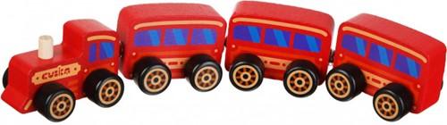 "Cubika Wooden toy - train """"Cubika"""""