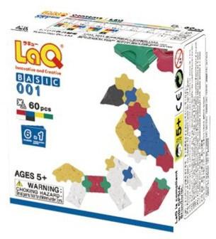 LaQ Basic 001 PLANE