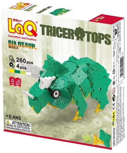 LaQ Dinosaur World Triceratops
