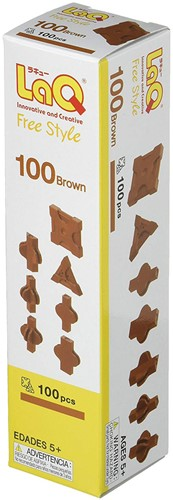 LaQ Free Style Bruin (100)