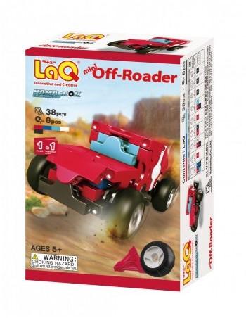 LaQ Hamacron Constructor Off-Roader