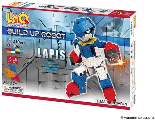 LaQ Buildup Robot Lapis