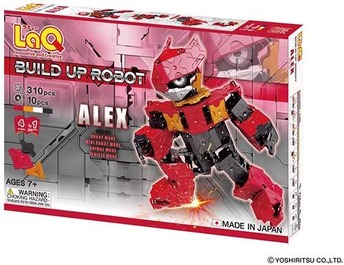 LaQ Buildup Robot Alex