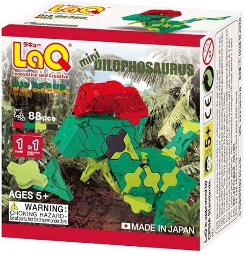 LaQ Dinosaur World Mini Dilophosaurus