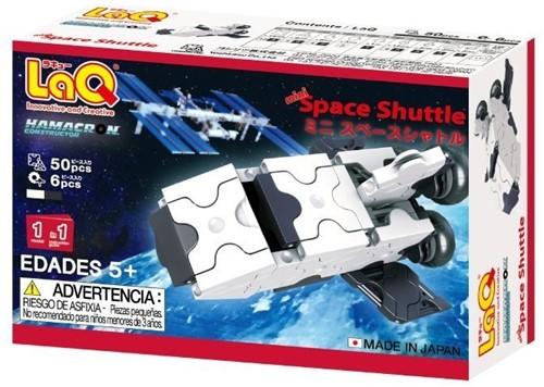LaQ Hamacron Constructor Mini Space Shuttle