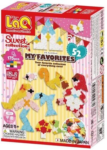 LaQ Sweet Collection My Favorites (U)