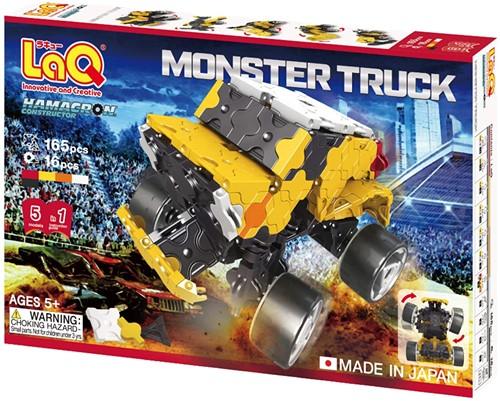LaQ Hamacron Constructor Monster Truck