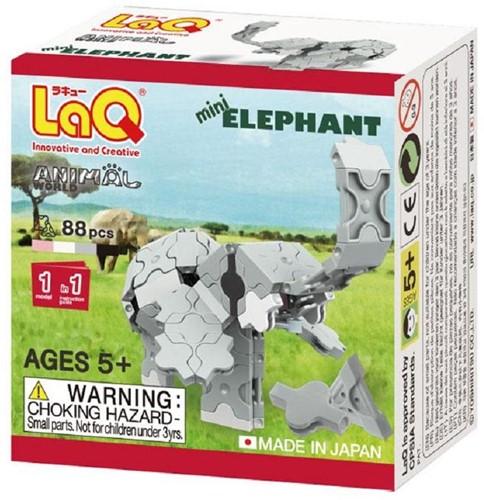 LaQ Animal World Mini Elephant