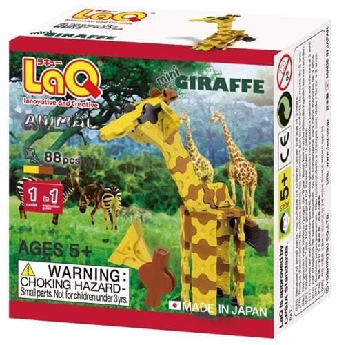 LaQ Animal World Mini Giraffe