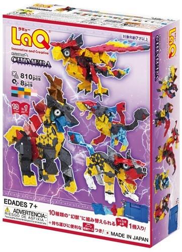 LaQ Mystical Beast Chimera