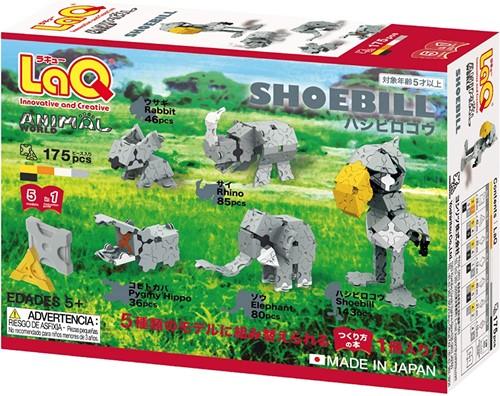 LaQ Animal World SHOEBILL