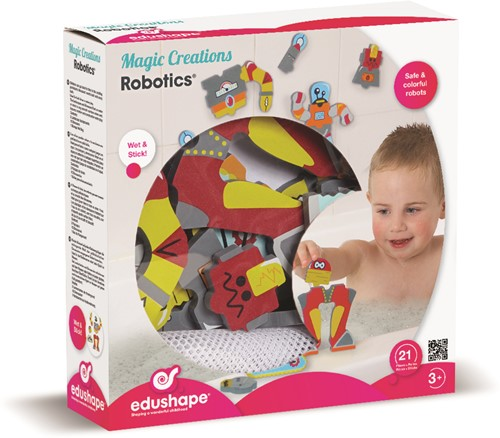 Edushape MAGIC CREATIONS- Robotic