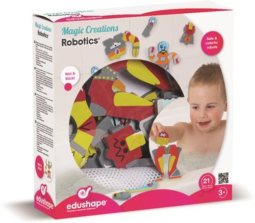 Edushape Magische Creaties - Robots