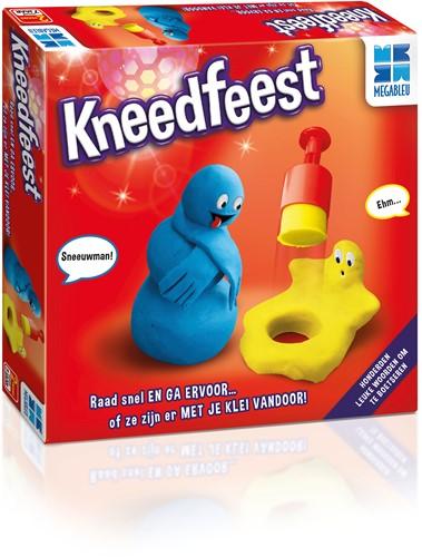Megableu spel Kneedfeest