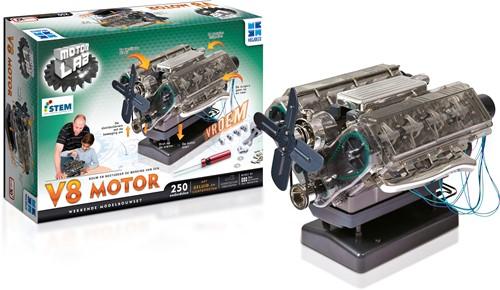 Megableu Motor Lab - Motor V8
