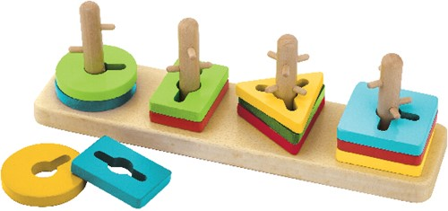 Edushape Crazy Stick Puzzle - NEW