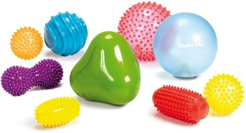 Edushape Sensory Ballen Mega Pakket (9 stuks)