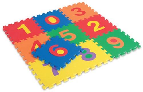 Edushape Edu-Tiles Puzzles 10 PCS