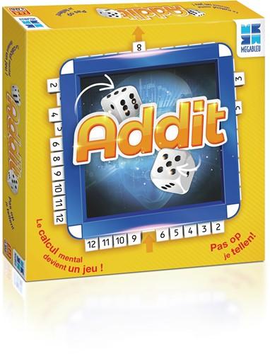 Megableu spel Addit