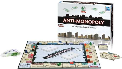 Megableu spel Anti-Monopoly