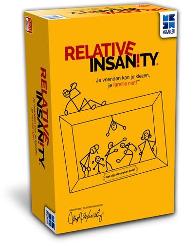 Megableu spel Relative Insanity