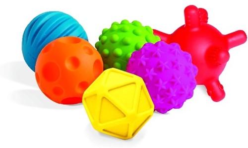 Edushape - Baby Sensorische Ballen
