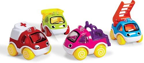 Edushape Machtige Mini auto