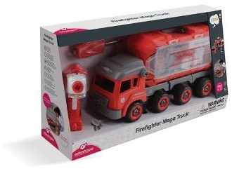 Edushape FIREFIGHTER MEGA TRUCK, RC & SOUND
