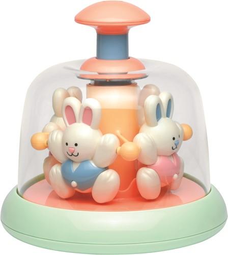 Tolo Toys Bunny Carousel